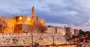 Jerusalem King David teachings by Minister Don Karl Juravin