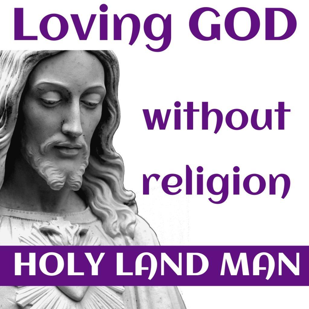 HOLY LAND MAN reads the original Bible of GOD