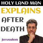 HOLY LAND MAN Explain