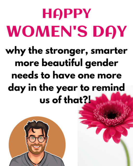 Women's Day – Day of the Strong