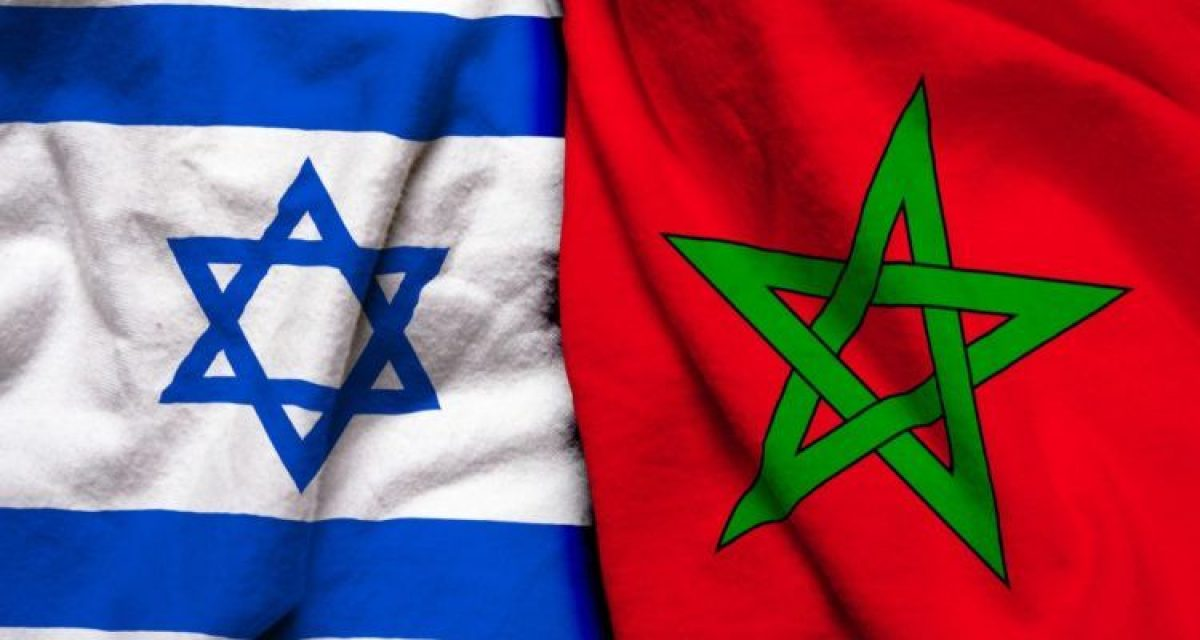 Peace Israel with Morocco - Don Juravin